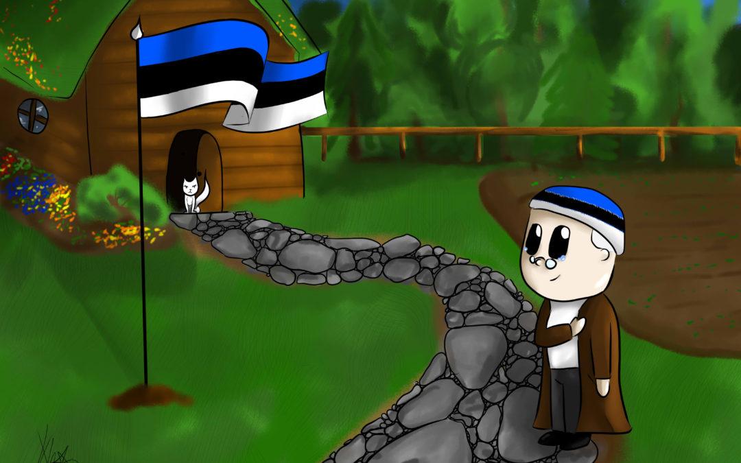 The Republic of Estonia 100